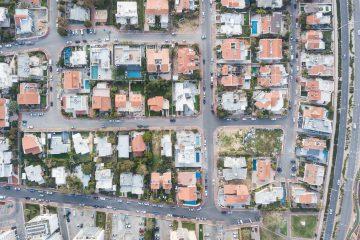 תכניות הרובעים – תל אביב יפו